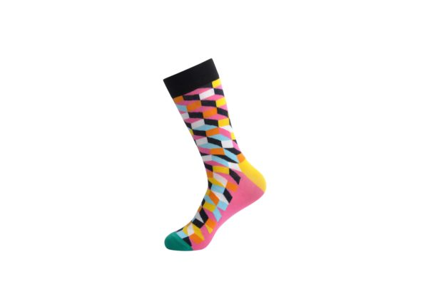 quirky 3d socks