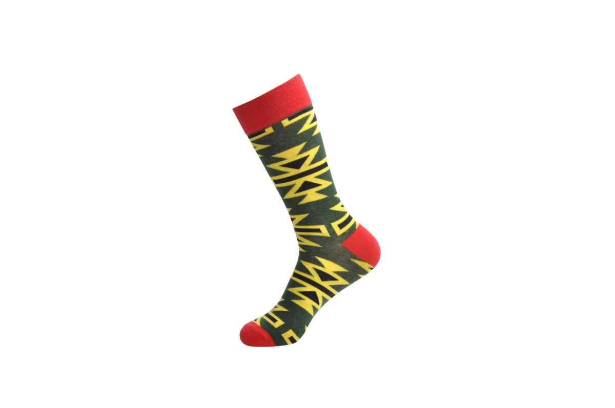 quirky colourful socks men