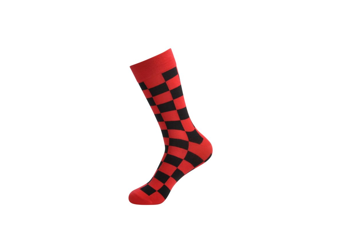 stylish bamboo cotton socks men