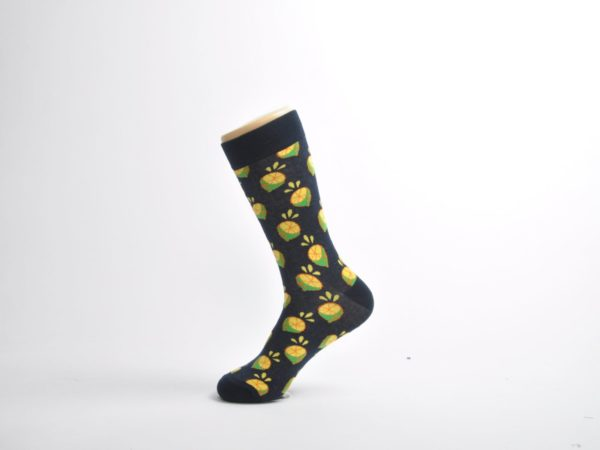cool lemon socks