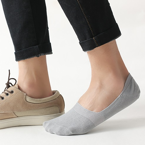 mens invisible loafer socks