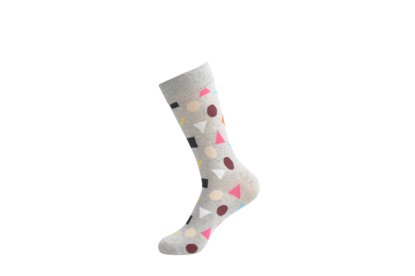 cool pattern socks