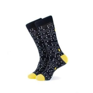 cool pack man socks