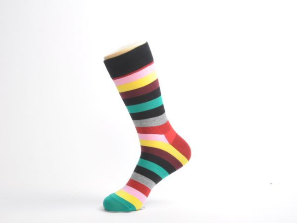 cool stripe socks