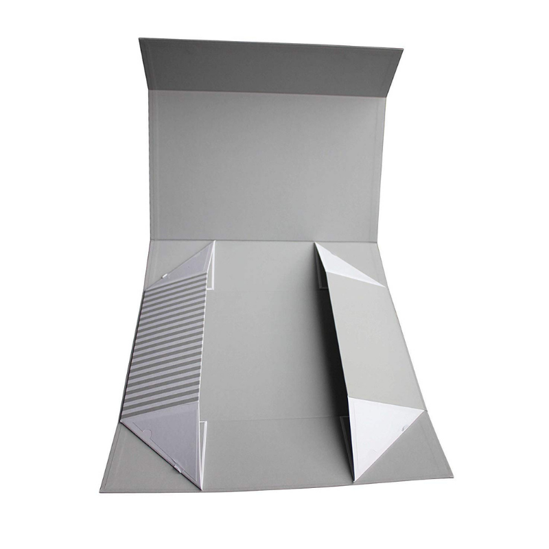 foldable magnetic box